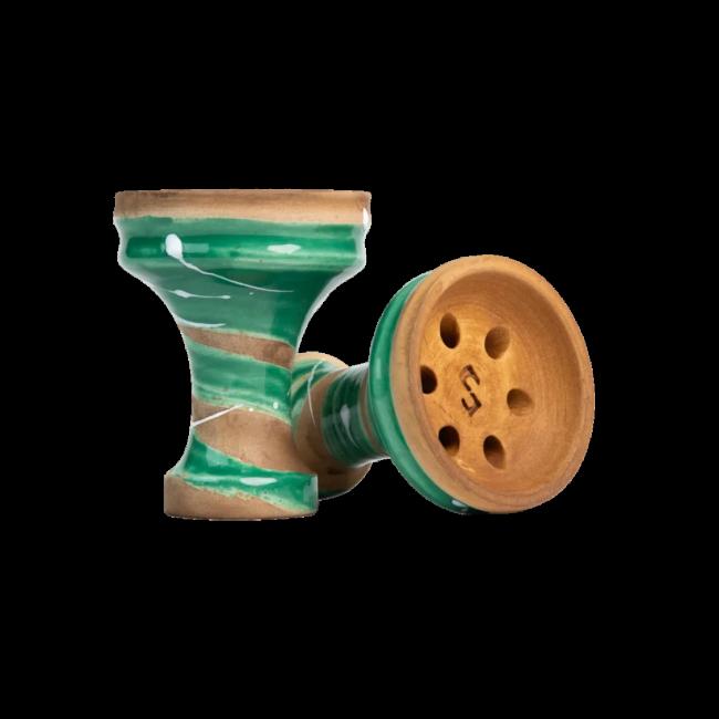 CD2 collored bowl - Green